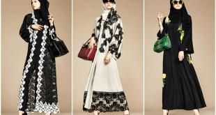 Abaya line di Dolce&Gabbana