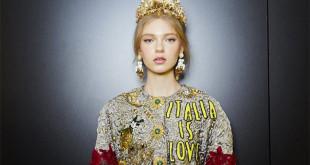 Dolce & Gabbana – Collezione Primavera Estate 2016