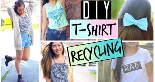 Come Riciclare Vecchie Magliette?