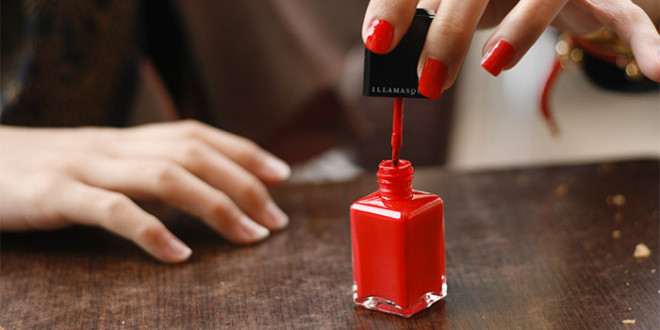 Kit Pittura Unghie: Nail Painting