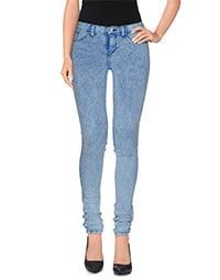 jeans in tinta chiara, di Dr. Denim Jeansmakers
