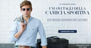 Polo Ralph Lauren: Camicie Uomo 2016