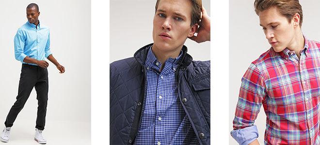 Zalando: 3 Camicie da Uomo Ralph Lauren