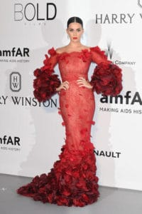 CAP D'ANTIBES, FRANCE - MAY 19: Katy Perry attends the amfAR's 23rd Cinema Against AIDS Gala at Hotel du Cap-Eden-Roc on May 19, 2016 in Cap d'Antibes (Photo by Venturelli/WireImage)