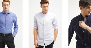 Zalando: 3 Camicie Pier One da Uomo 2016