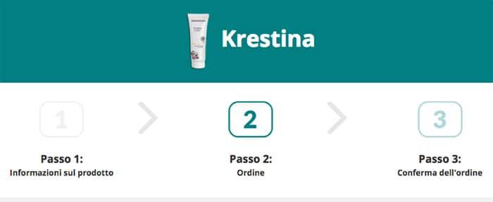Dove comprare Krestina?