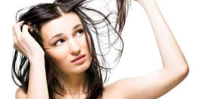 5 rimedi naturali per capelli grassi