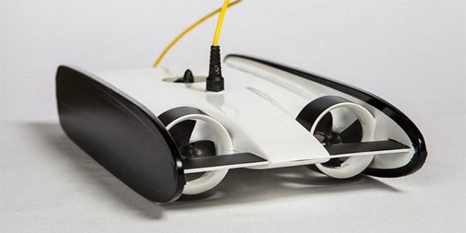 Openrov Trident, Il Drone Subacqueo?