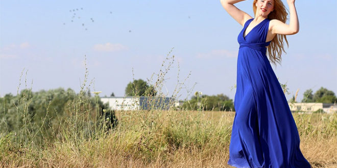 Outfit Blu Agosto 2016