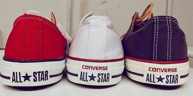 Outfit Converse Agosto 2016