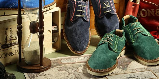Scarpe da uomo Watson & Parker