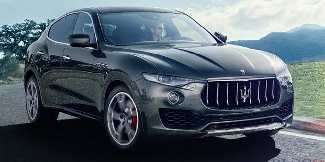 Nuova Maserati Levante 2016
