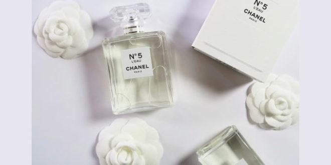 Chanel n° 5: Nuova Fragranza