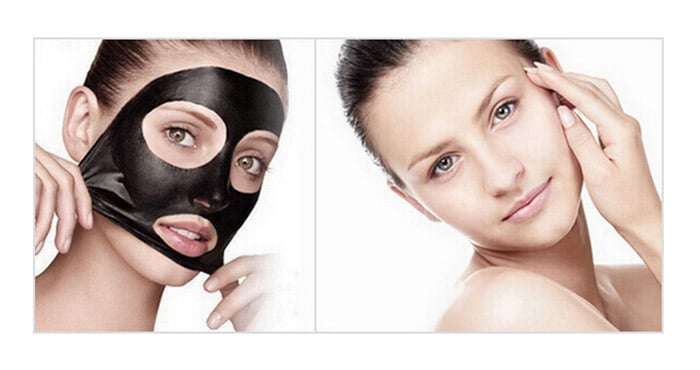 Black Mask Plus Maschera Viso