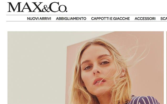 Max&co shop online