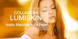 Lumiskin Collagena: Rimedio Macchie Pelle