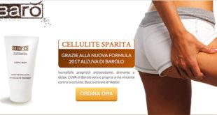 Barò Crema AntiCellulite 100% Italiana Dove si Compra?