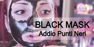 Black Mask, la maschera contro i punti neri