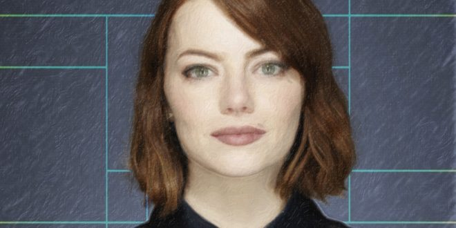 look emma stone outfit e make up