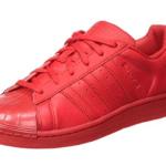 adidas superstar glossy scarpe da basket donna