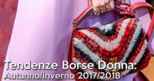 15 Borse da Donna Autunno Inverno 2017