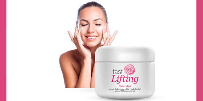 Fast Lifting NaturalFit: La Crema Viso Lifting Naturale, Funziona?