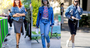 Giacca Jeans Autunno 2017