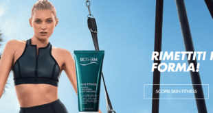 i migliori prodotti biotherm after workout