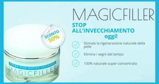 Crema Anti-Rughe Magic Filler - Anti Age Che Elimina le Rughe