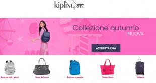 borse kipling collezione autunno inverno 2017