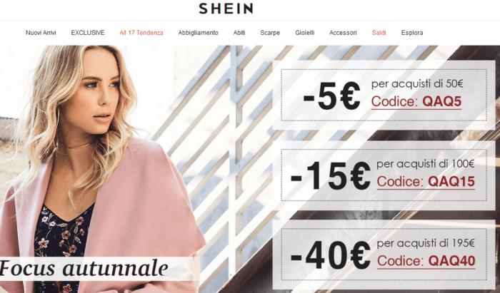 low priced 56465 56700 Sheinside Shop Online - Moda Low Cost - Il Mio Guardaroba.it