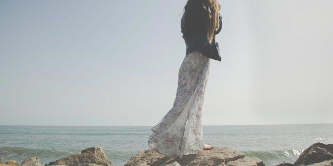 outfit gonna lunga i consigli di Una esperta di moda