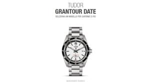 orologio da polso tudor grantour