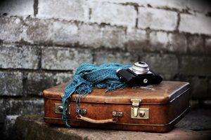 bagaglio per le vacanze