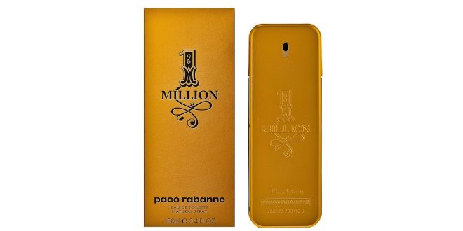 paco rabanne 1 million eau de toilette uomo