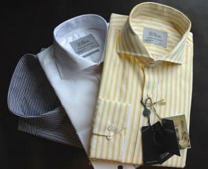 Camicia Uomo Cotone