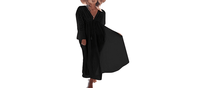 minetom-donna-abito-lungo-boho-sexy-scollo-a-v