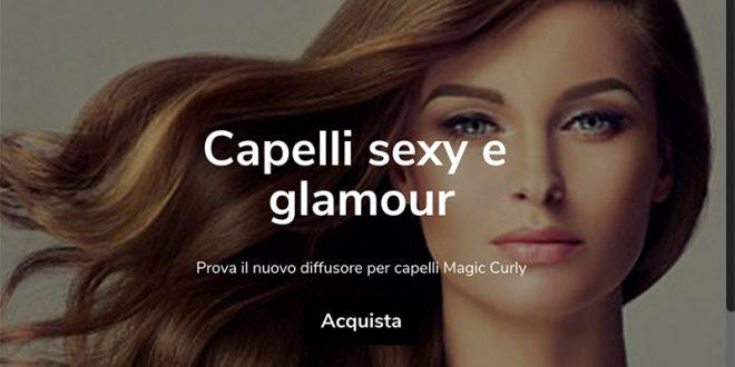 Miglior Diffusore Per Capelli: Magic Curly Come funziona?
