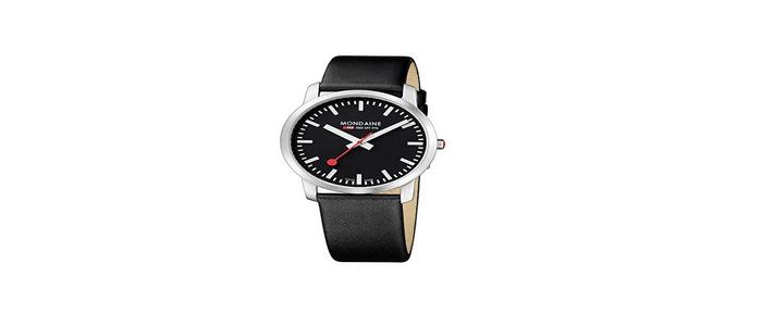 mondaine-a6383035014sbb-orologio-display-analogico-cinturino-in-pelle