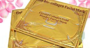 Maschera Oro Viso al Collagene