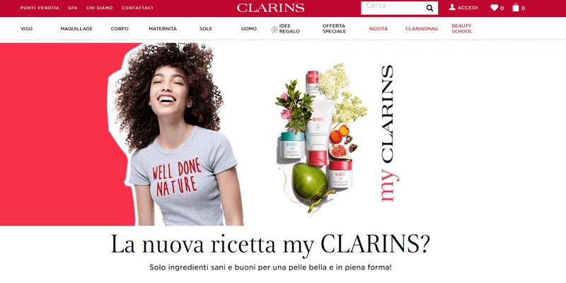 clarins-donna